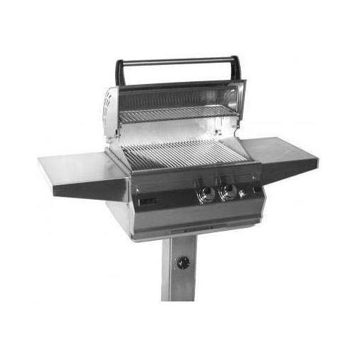 Legacy Deluxe Model Post Mount Gas Grill