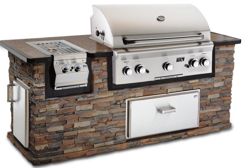 american outdoor grill brand 36 built in stainless steel. Black Bedroom Furniture Sets. Home Design Ideas