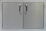 RCS Stainless Doors and Drawers