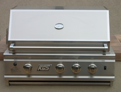 RCS Stainless Steel Grills